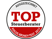 Cintinus ist Top Steuerberater im Focus Money Test