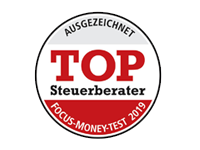 TOP Steuerberater – Focus Money 2019